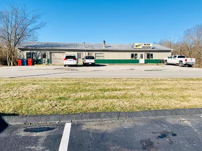 Anderson County, Fayette County, Franklin County, Henry County, Scott County, Shelby County, Woodford County Commercial For Sale: 513 Pierce Lane