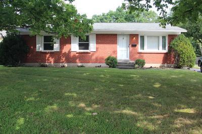 Lexington Single Family Home For Sale: 2171 Stephens Lane