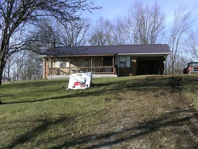 Cynthiana Single Family Home For Sale: 2366 Judy Ridge Road