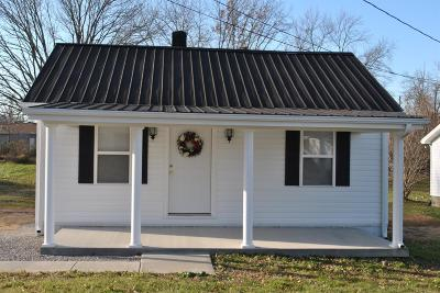 Single Family Home For Sale: 715 Bratcher Lane