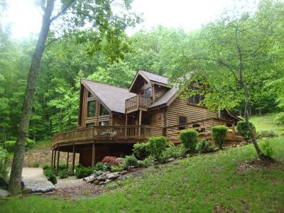 Single Family Home For Sale: 703 Elk Lick Road