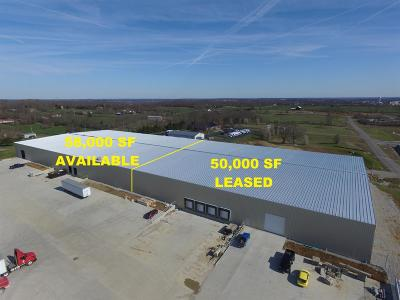 Anderson County, Fayette County, Franklin County, Henry County, Scott County, Shelby County, Woodford County Commercial For Sale: 130 Lane View Drive