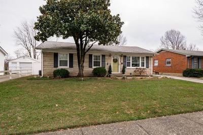 Lexington KY Single Family Home For Sale: $159,900
