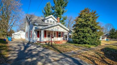 Danville Single Family Home For Sale: 945 W Lexington Street