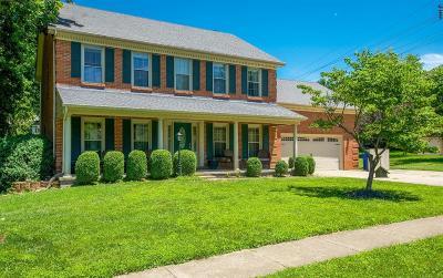 Lexington Single Family Home For Sale: 3617 Windfair Lane