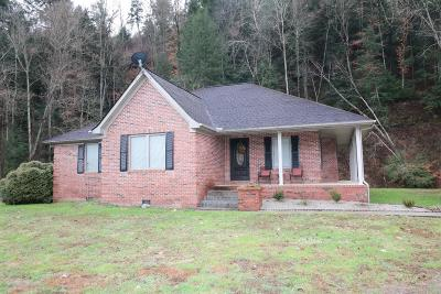 Single Family Home For Sale: 12245 N 421 Highway