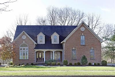 Paris Single Family Home For Sale: 125 Westridge Lane