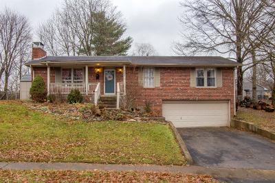 Single Family Home For Sale: 3306 Coldstream Drive