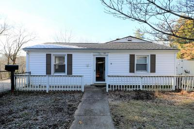 Frankfort Single Family Home For Sale: 104 Dakota Road
