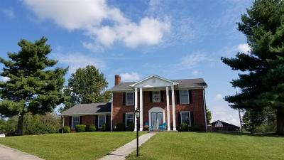 Anderson County, Fayette County, Franklin County, Henry County, Scott County, Shelby County, Woodford County Farm For Sale: 2590 Jacks Creek Pike