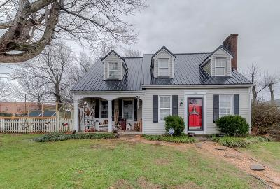 Lancaster Single Family Home For Sale: 106 N Paulding Street