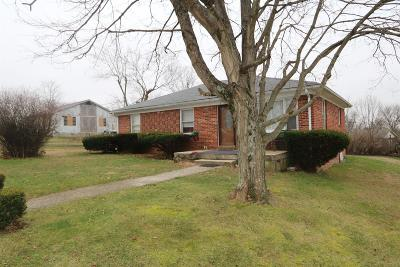 Nicholasville Single Family Home For Sale: 123 Lincoln Heights