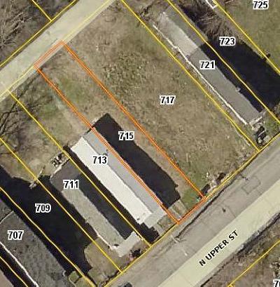 Lexington Residential Lots & Land For Sale: 715 N Upper