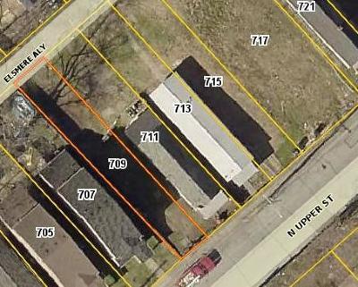 Lexington Residential Lots & Land For Sale: 709 N Upper