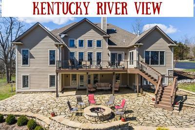 Lexington Single Family Home For Sale: 4152 Kentucky River Parkway