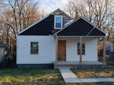 Single Family Home For Sale: 1422 Edgelawn