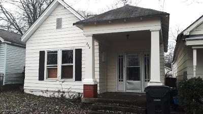 Single Family Home For Sale: 202 Race Street