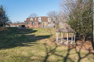 Nicholasville Single Family Home For Sale: 2419 Shun Pike