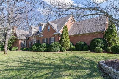 Lexington Single Family Home For Sale: 1928 Lakes Edge Drive