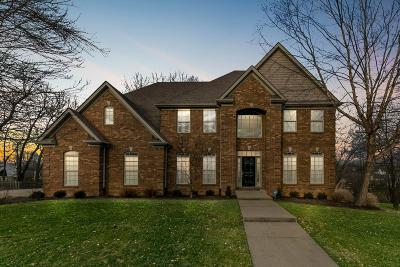 Nicholasville Single Family Home For Sale: 701 Bellerive Boulevard