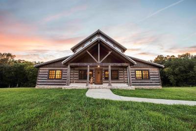Lancaster Single Family Home For Sale: 1840 Herrington Hills Drive