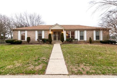 Single Family Home For Sale: 600 Beresford Drive
