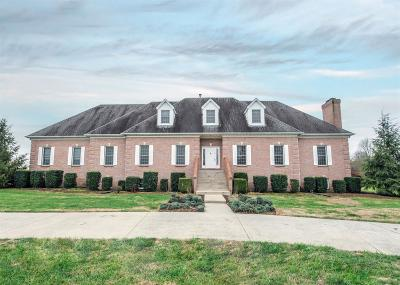 Lexington Single Family Home For Sale: 5940 Winchester Road