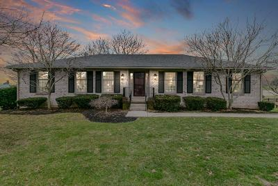 Nicholasville Single Family Home For Sale: 118 Fairway Drive