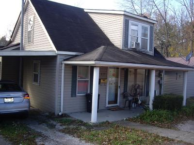 Corbin KY Single Family Home For Sale: $59,000