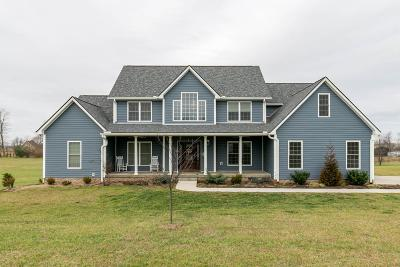 Georgetown Single Family Home For Sale: 117 Morgan Manor Drive