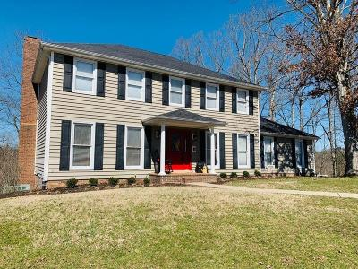 Georgetown Single Family Home For Sale: 102 Blue Bill Court