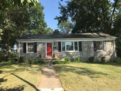 Single Family Home For Sale: 242 E Vista