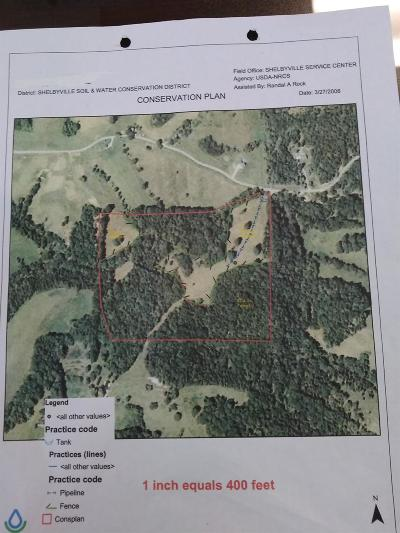 Anderson County, Fayette County, Franklin County, Henry County, Scott County, Shelby County, Woodford County Farm For Sale: 2 Hansborough Road
