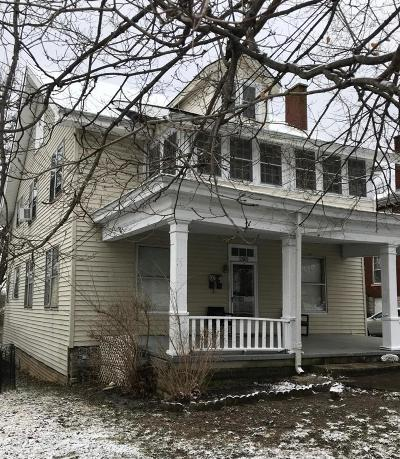 Single Family Home For Sale: 290 S Main Street
