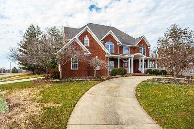 Bourbon County Single Family Home For Sale: 101 Golden Leaf Circle