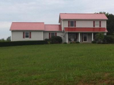 Harrodsburg Single Family Home For Sale: 759 Mallard Cove