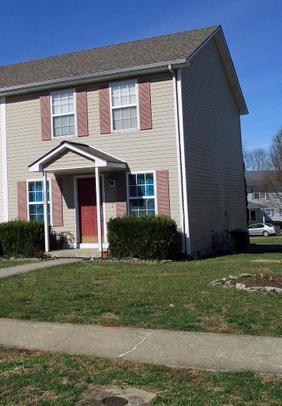 Nicholasville Single Family Home For Sale: 115 Mapleleaf Lane