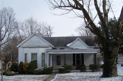 Nicholasville Single Family Home For Sale: 106 N Third