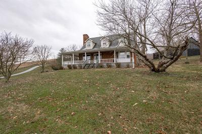 Winchester Single Family Home For Sale: 919 Elkin Station Road