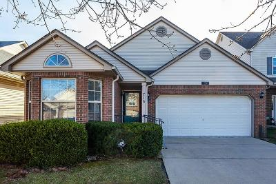 Single Family Home For Sale: 716 Widener Court