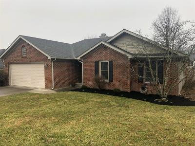Single Family Home For Sale: 4149 Berryman Court