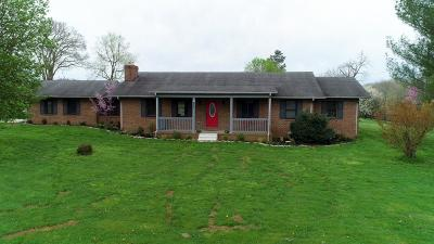Versailles Single Family Home For Sale: 2905 Hifner Road