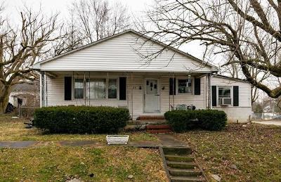 Bourbon County Single Family Home For Sale: 104 E 10th Street