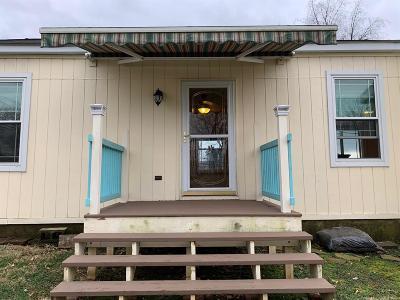 Lexington Single Family Home For Sale: 491 Pilgrim Ct