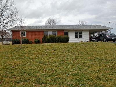 Danville Single Family Home For Sale: 7830 Lebanon Road