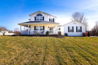 Berea Single Family Home For Sale: 121 Raven Drive