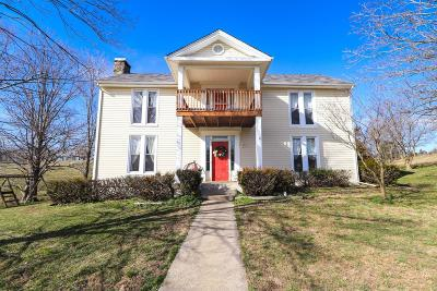 Garrard County Single Family Home For Sale: 162 Willow Lane