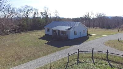 Madison County Single Family Home For Sale: 650 Walter Lakes Road