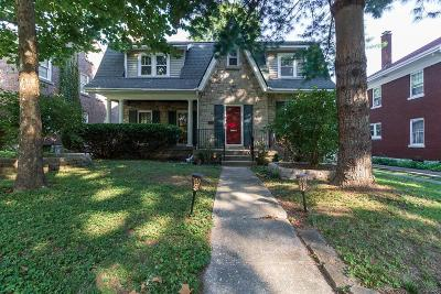 Lexington Single Family Home For Sale: 319 Sycamore Road