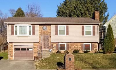 Lexington Single Family Home For Sale: 2989 Tuscaloosa